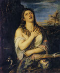Titian Penitent Mary Magdalen