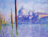 Claude Monet The Grand Canal, Venice