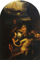Godfried Schalcken The Lamentation