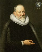 Copy after Michiel Jansz. Mierevelt Portrait of Maerten Ruychaver