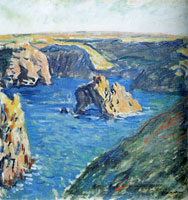 Claude Monet Belle-Ile