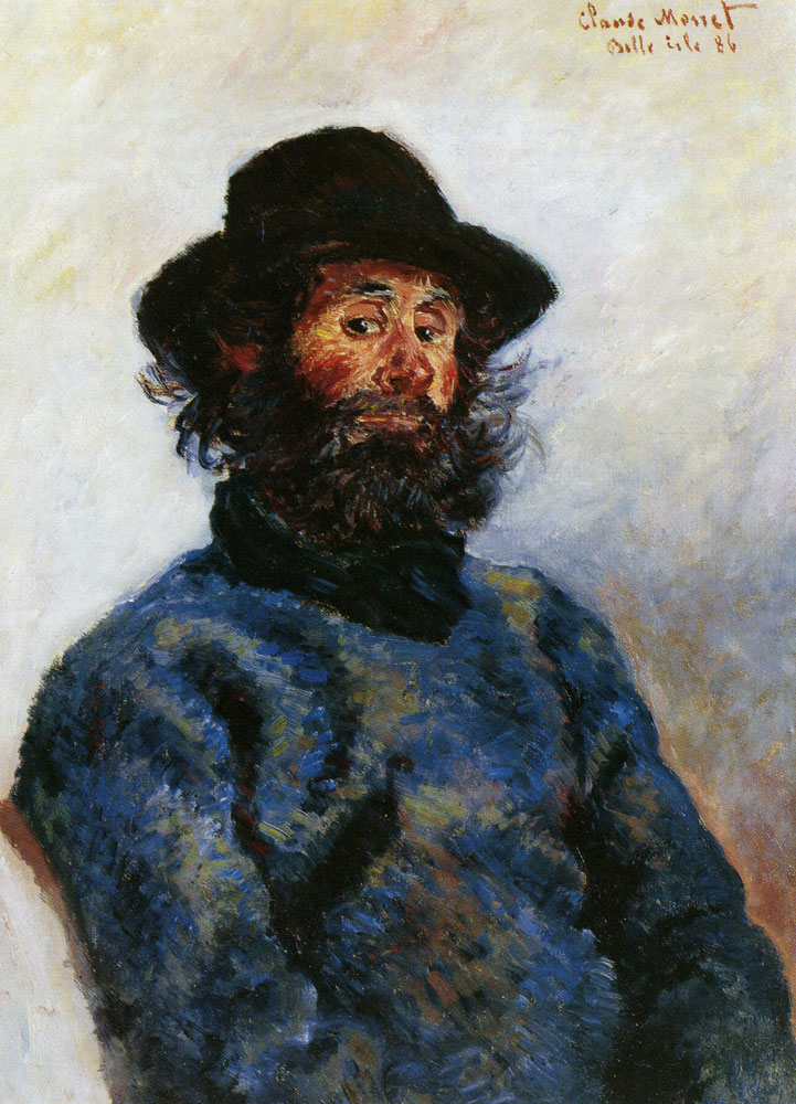 Claude Monet - Portrait of Poly