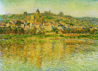 Claude Monet Vétheuil in Summer