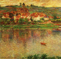 Claude Monet Vétheuil