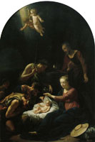 Adriaen van der Werff The Adoration of the Shepherds