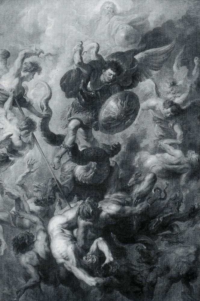 Peter Paul Rubens - The Fall of the rebel angels