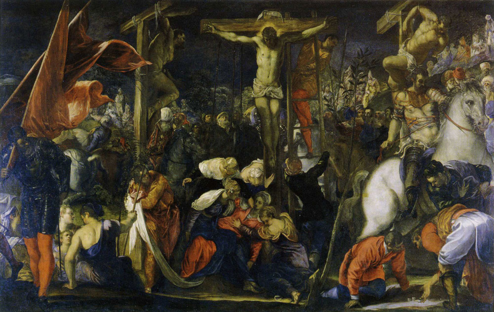 Tintoretto - The Crucifixion