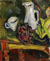 Chaim Soutine Still Life with Red Cabbage