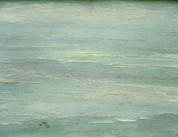 James Abbott McNeill Whistler Seascape