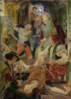 Ford Madox Brown The Prisoner of Chillon