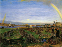 Ford Madox Brown - Walton-on-the-Naze
