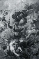 Peter Paul Rubens The Fall of the rebel angels