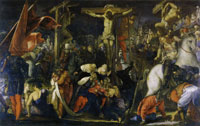 Tintoretto The Crucifixion