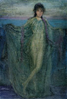 James Abbott McNeill Whistler Annabel Lee
