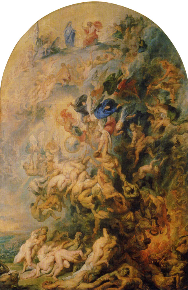 Peter Paul Rubens - Last Judgment