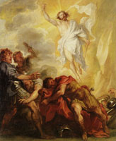 Anthony van Dyck Resurrection of Christ