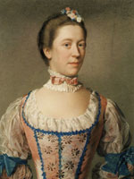 Jean-Etienne Liotard Lady Anne Conolly