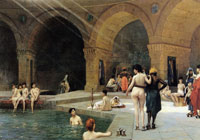 Jean-Léon Gérôme The Grand Bath at Bursa