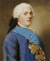 Jean-Etienne Liotard Louis, Dauphin of France