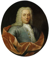Jan Maurits Quinkhard Portrait of Walter Senserf