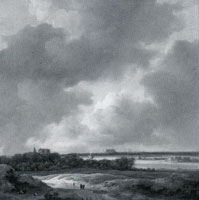 Jacob van Ruisdael View of Akmaar