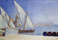 Paul Signac Collioure. Opus 167