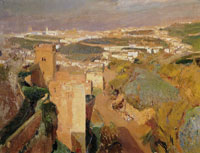 Joaquin Sorolla y Bastida Tower of Seven