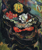 Chaim Soutine Food on a Table
