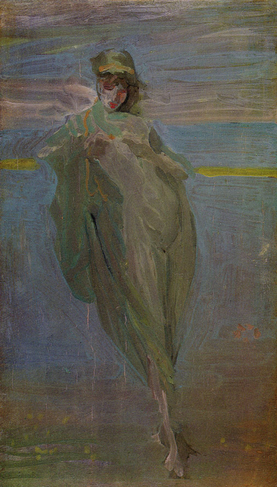 James Abbott McNeill Whistler - Ariel