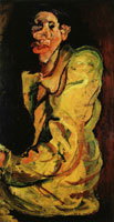 Chaim Soutine Grotesque