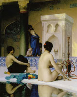 Jean-Léon Gérôme After the Bath
