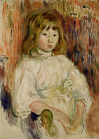 Berthe Morisot - Little Marcelle