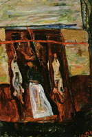 Chaim Soutine The Butcher's Window