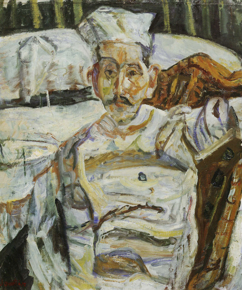 Chaim Soutine - Cook of Cagnes