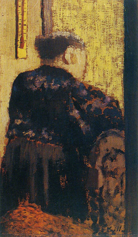 Edouard Vuillard - The Thermometer