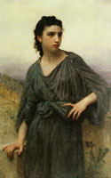 William-Adolphe Bouguereau - In the Mountains