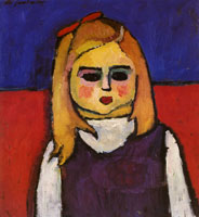 Alexej von Jawlensky Child
