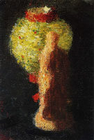 Alexej von Jawlensky - Tanagra figure with lampion