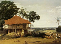 Frans Post Plantation House