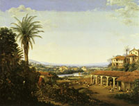 Frans Post - Sugar Mill