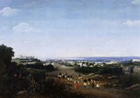Frans Post - View of the Ruins of Olinda