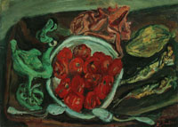 Chaim Soutine Still Life with Duck