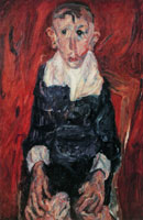 Chaim Soutine - Village Idiot