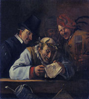 Jan Steen The Rhetoricians