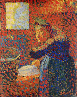 Edouard Vuillard Grandmother at the Sink