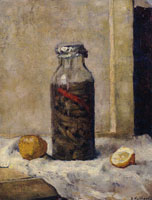 Edouard Vuillard Jar of Gherkins