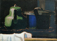 Edouard Vuillard Kettle and Pot
