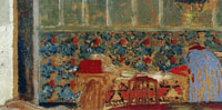 Edouard Vuillard The Two Tables