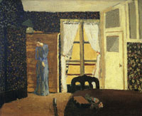 Edouard Vuillard The Window
