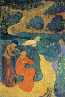 Edouard Vuillard Women in the Garden or Le Cantique des cantiques